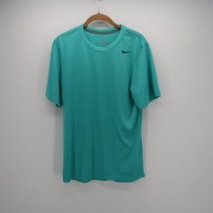 Nike Dri-Fit Logo Crew Neck Short Sleeve T-Shirt